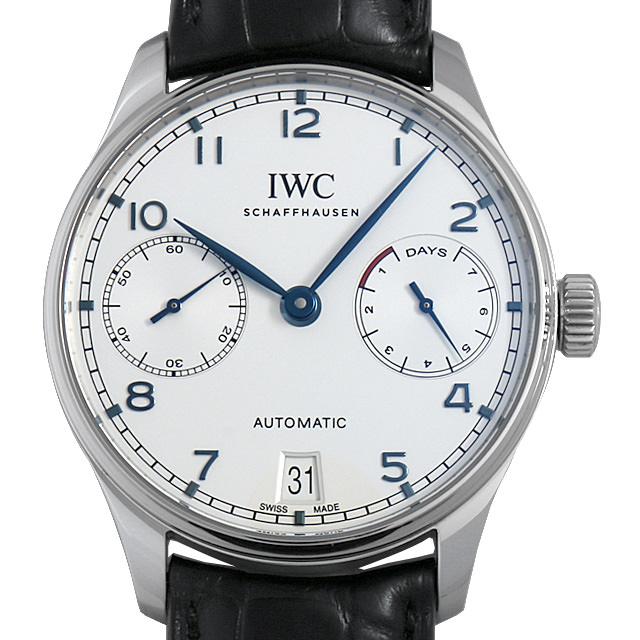 【48回払いまで無金利】IWC ポルトギーゼ オートマティック IW500705 メンズ(0A89IWAU0008)【中古】【腕時計】【送料無料】