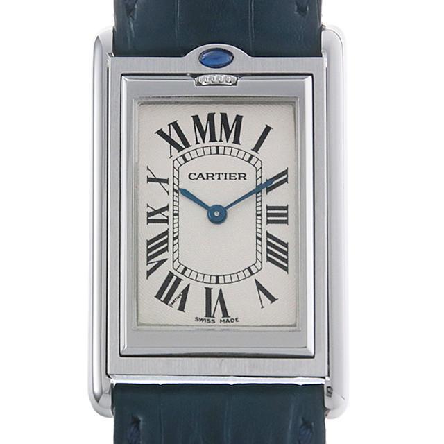 【48回払いまで無金利】カルティエ タンク バスキュラント LM ミレニアム限定365本 W1014458 メンズ(0BCCCAAU0014)【中古】【腕時計】【送料無料】