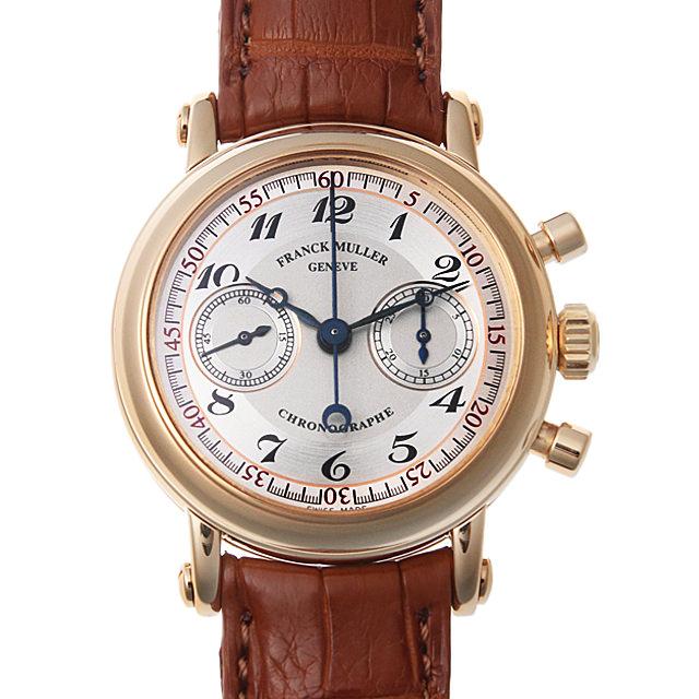 【48回払いまで無金利】フランクミュラー ラウンドクロノ レマニア Cal.2310 2300COL 3N メンズ(0BCCFRAU0003)【中古】【腕時計】【送料無料】