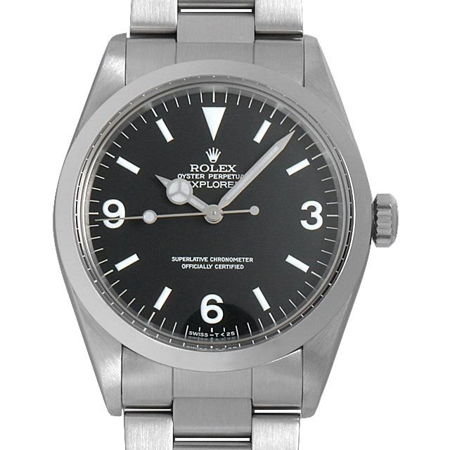 【48回払いまで無金利】ロレックス エクスプローラーI 44番 1016 メンズ(0ECBROAA0001)【アンティーク】【腕時計】【送料無料】