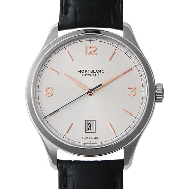 【48回払いまで無金利】モンブラン ヘリテイジ クロノメトリー オートマティック 112520 メンズ(006TMLAN0002)【新品】【腕時計】【送料無料】