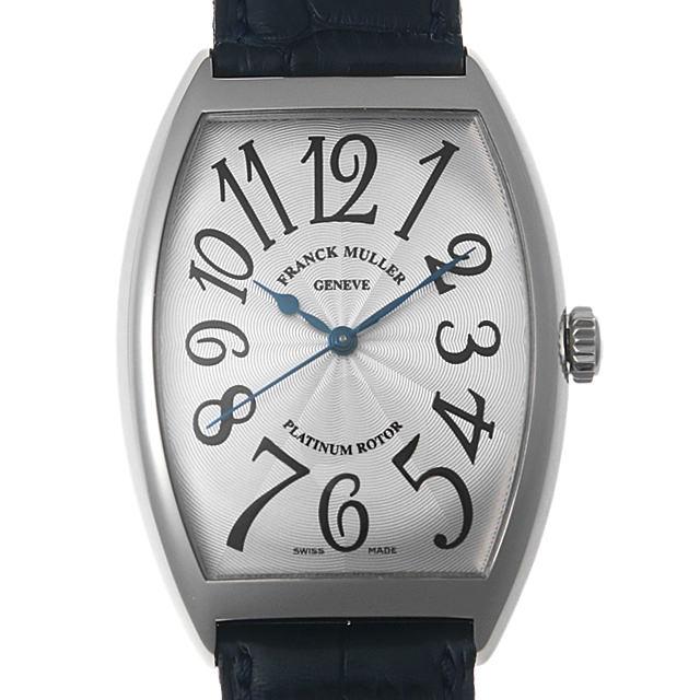 【48回払いまで無金利】フランクミュラー トノーカーベックス 6850B SC AC メンズ(0066FRAN0048)【新品】【腕時計】【送料無料】