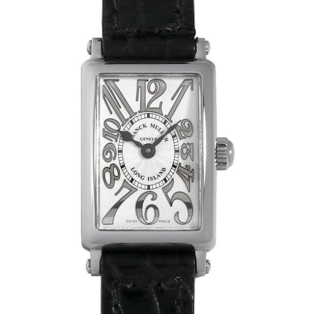 【48回払いまで無金利】フランクミュラー ロングアイランド レリーフ 802QZ REL AC レディース(0066FRAN0043)【新品】【腕時計】【送料無料】