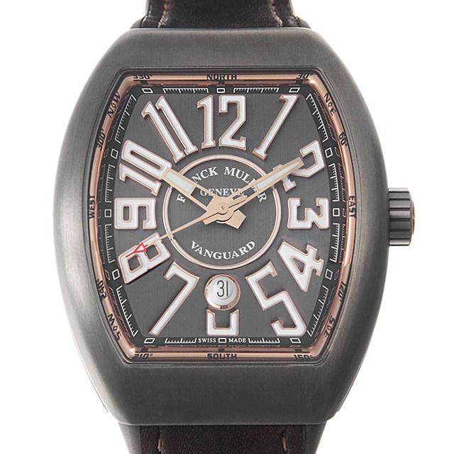 【48回払いまで無金利】フランクミュラー ヴァンガード V45 SC DT TT BR 5N メンズ(006TFRAN0002)【新品】【腕時計】【送料無料】
