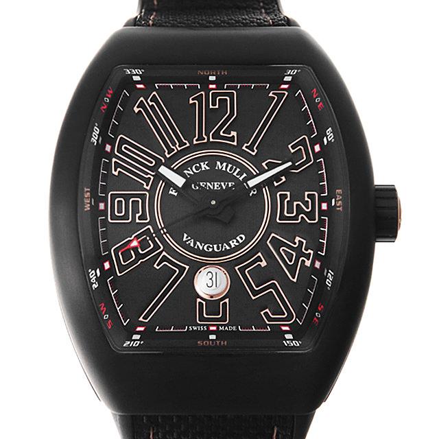 【48回払いまで無金利】フランクミュラー ヴァンガード V45 SC DT TT NR BR 5N メンズ(006TFRAN0003)【新品】【腕時計】【送料無料】