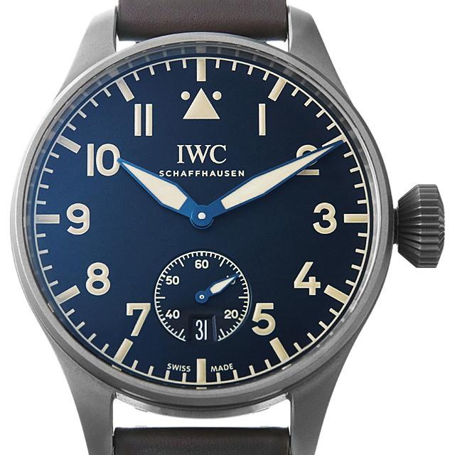【48回払いまで無金利】SALE IWC ビッグパイロット ヘリテージ ウォッチ48 1000本限定 IW510301 メンズ(001HIWAS0005)【中古】【未使用】【腕時計】【送料無料】