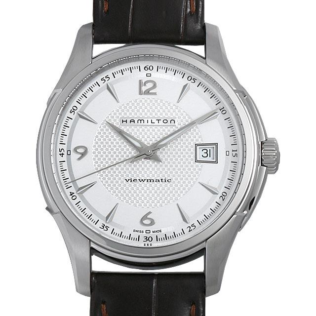 【48回払いまで無金利】ハミルトン ジャズマスター ビューマチック オート H32515555 メンズ(006THMAN0101)【新品】【腕時計】【送料無料】