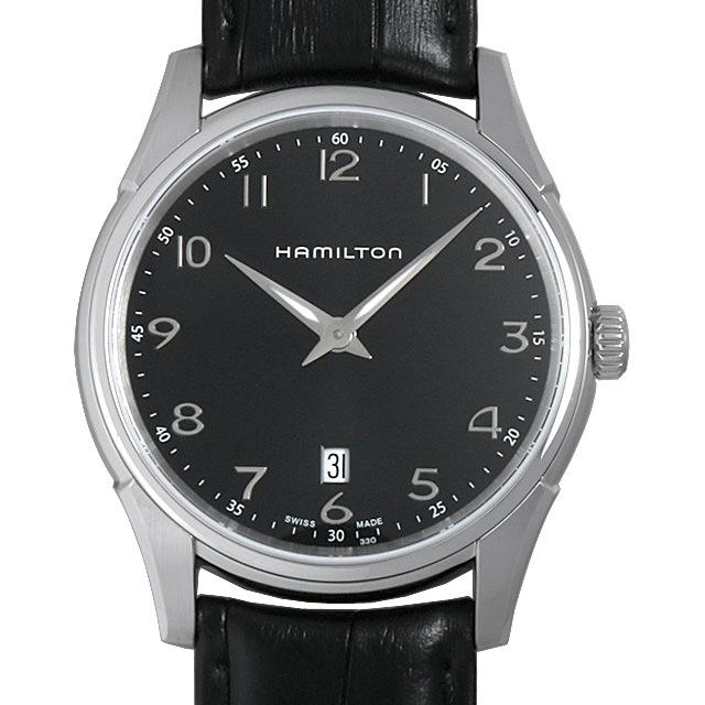 【48回払いまで無金利】ハミルトン ジャズマスター シンライン クォーツ H38511733 メンズ(004UHMAN0004)【新品】【腕時計】【送料無料】