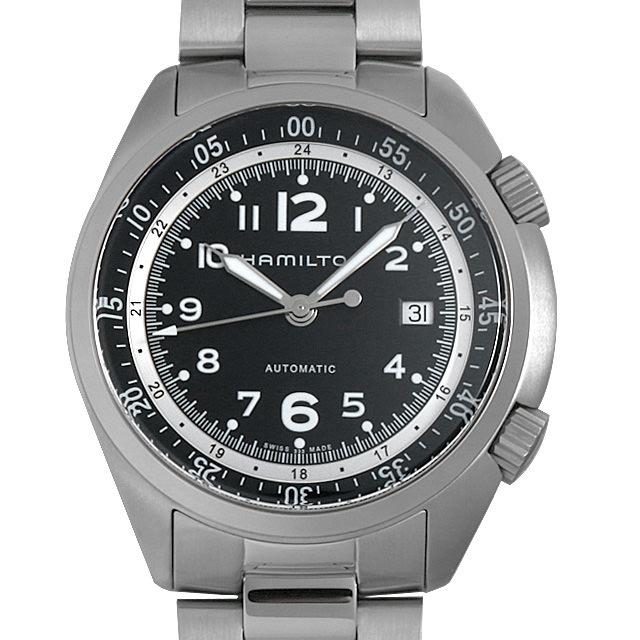 【48回払いまで無金利】ハミルトン カーキ アビエーション パイロット パイオニア オートマティック H76455133 メンズ(006THMAN0110)【新品】【腕時計】【送料無料】