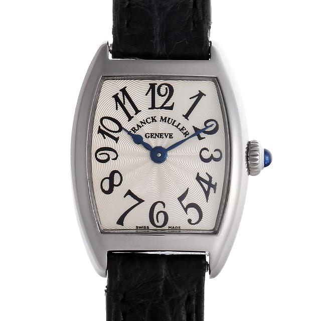 【48回払いまで無金利】フランクミュラー トノーカーベックス インターミディエ 2251QZ OG レディース(001HFRAU0086)【中古】【腕時計】【送料無料】