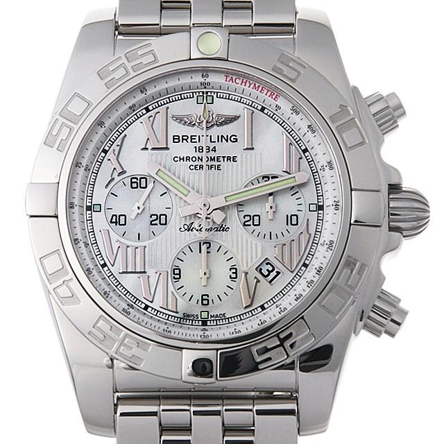【48回払いまで無金利】ブライトリング クロノマット44 A011A91PA メンズ(0050BRAU0019)【中古】【腕時計】【送料無料】