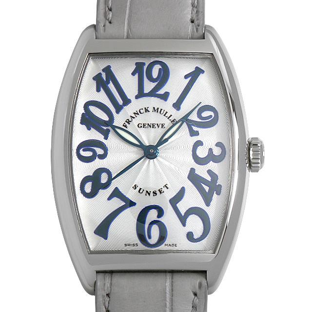 【48回払いまで無金利】フランクミュラー トノーカーベックス サンセット 2852SC SUNSET AC メンズ(0050FRAU0018)【中古】【腕時計】【送料無料】