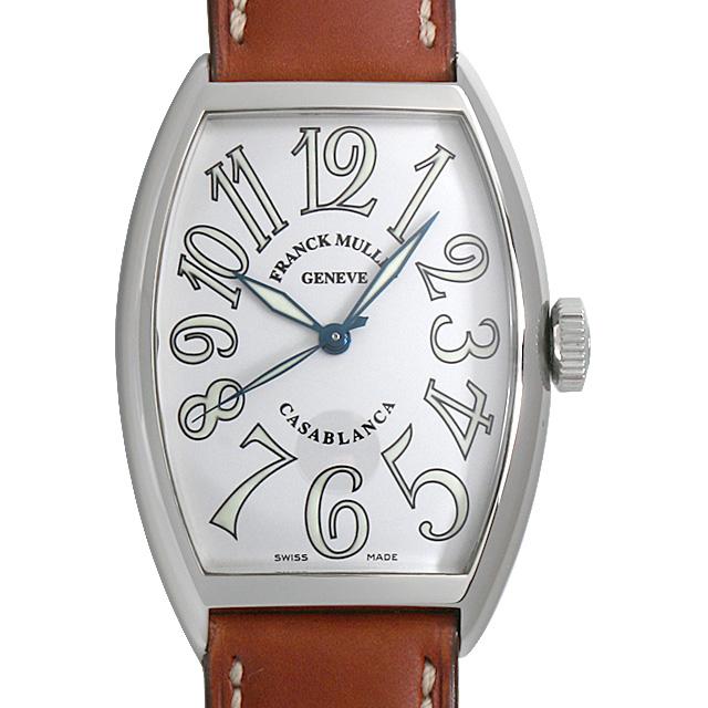 【48回払いまで無金利】フランクミュラー カサブランカ 5850CASA AC メンズ(006XFRAU0138)【中古】【腕時計】【送料無料】
