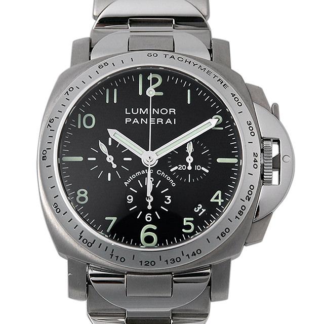 【48回払いまで無金利】パネライ ルミノールクロノグラフ D番 PAM00072 メンズ(006XOPAU0131)【中古】【腕時計】【送料無料】