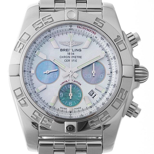 【48回払いまで無金利】ブライトリング クロノマット44 A011AJLPA(AB0110) メンズ(007UBRAU0074)【中古】【腕時計】【送料無料】