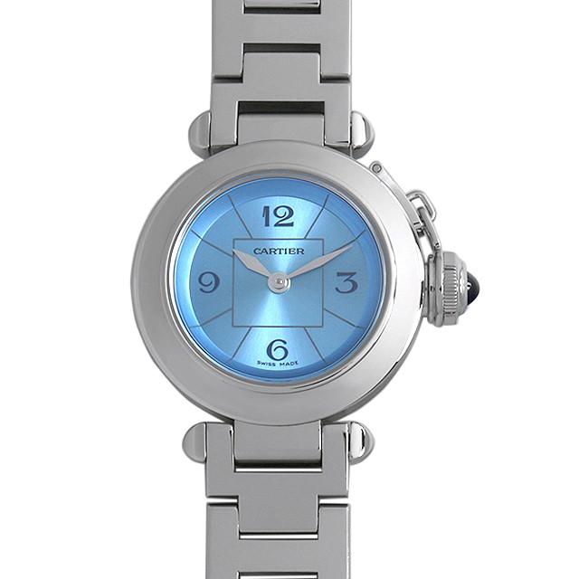 カルティエ ミスパシャ 1stアニバーサリー 日本限定モデル W3140024 レディース(008WCAAU0123)【中古】【腕時計】【送料無料】