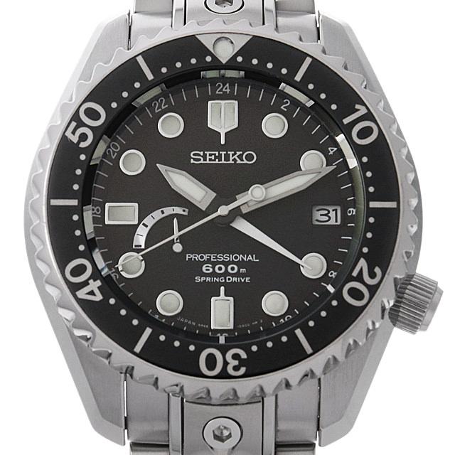 【48回払いまで無金利】セイコー プロスペックス マリンマスター プロフェッショナル SBDB001 メンズ(009MSEAU0035)【中古】【腕時計】【送料無料】
