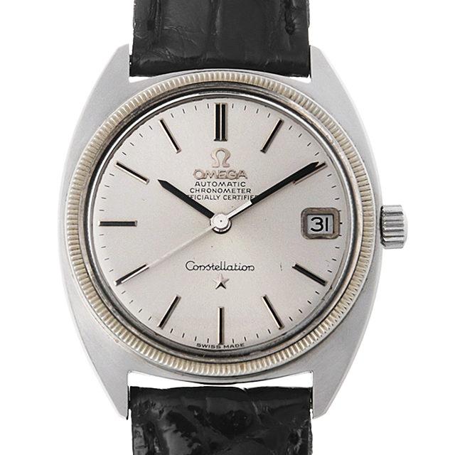 【48回払いまで無金利】オメガ コンステレーション クロノメーター 168.027 メンズ(06L0OMAA0001)【アンティーク】【腕時計】【送料無料】