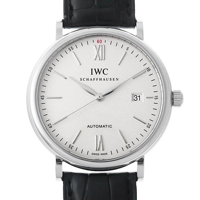【48回払いまで無金利】IWC ポートフィノ IW356501 メンズ(07M5IWAU0001)【中古】【腕時計】【送料無料】