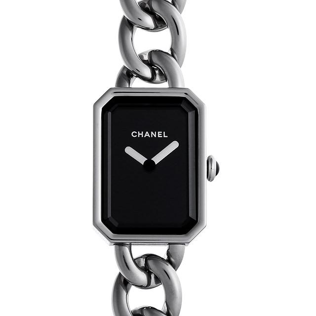 【48回払いまで無金利】シャネル プルミエール H3248 レディース(0A89CHAU0002)【中古】【腕時計】【送料無料】