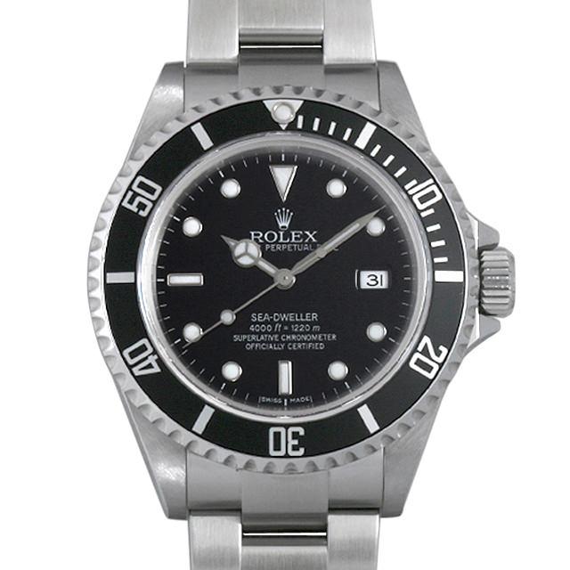ロレックス シードゥエラー Z番 16600 メンズ(0A89ROAU0076)【中古】【腕時計】【送料無料】