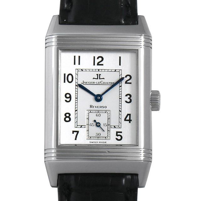 【48回払いまで無金利】ジャガールクルト ビッグ レベルソ 270.840.622B(270.8.62) メンズ(0DF7JLAU0002)【中古】【腕時計】【送料無料】