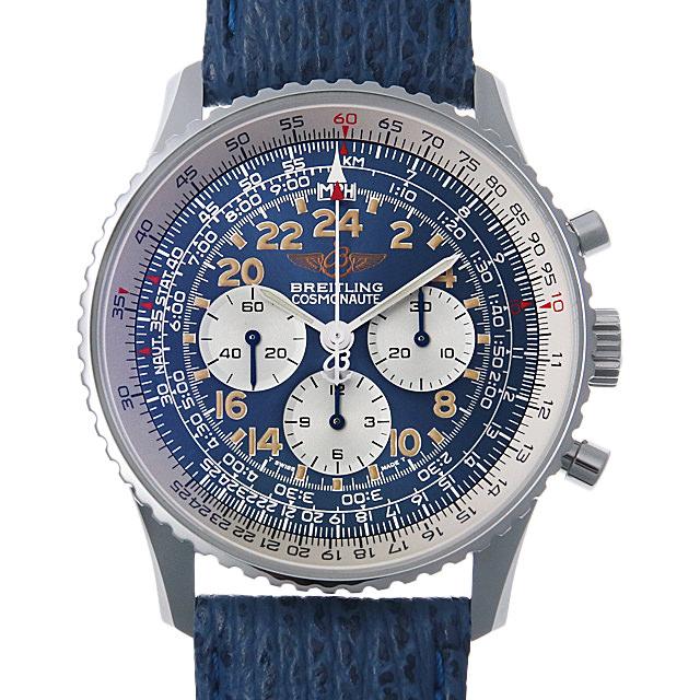 【48回払いまで無金利】ブライトリング ナビタイマー コスモノート S122C12SBD(A12023) メンズ(0GXWBRAU0001)【中古】【腕時計】【送料無料】