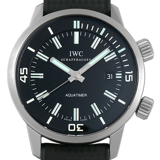【48回払いまで無金利】IWC ヴィンテージ アクアタイマー IW323101 メンズ(0H22IWAU0001)【中古】【腕時計】【送料無料】