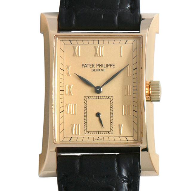 【48回払いまで無金利】パテックフィリップ パゴダ 5500J メンズ(0H77PPAU0001)【中古】【腕時計】【送料無料】