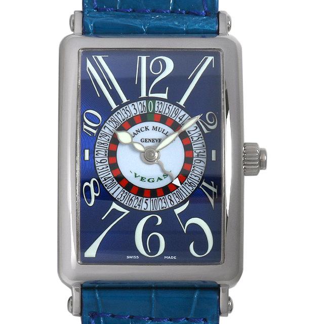 【48回払いまで無金利】フランクミュラー ロングアイランド ヴェガス 1250VEGAS OG メンズ(0HGNFRAU0001)【中古】【腕時計】【送料無料】
