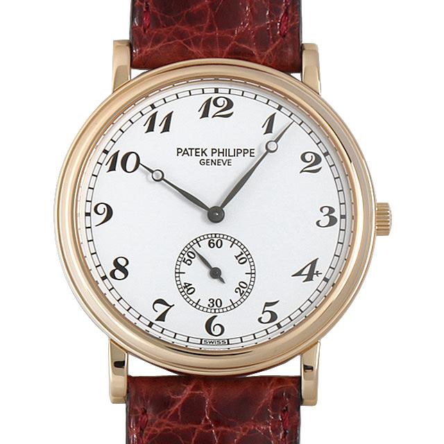 【48回払いまで無金利】パテックフィリップ カラトラバ オフィサー 5022J メンズ(0HGNPPAU0001)【中古】【腕時計】【送料無料】