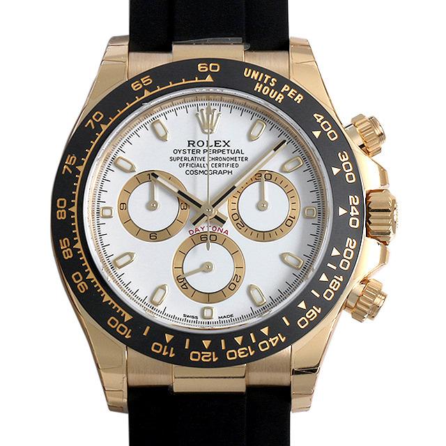 【48回払いまで無金利】ロレックス コスモグラフ デイトナ 116518LN ホワイト メンズ(009FROAR0010)【新品】【腕時計】【送料無料】