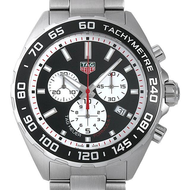 【48回払いまで無金利】タグホイヤー フォ-ミュラ1 クロノグラフ CAZ101E.BA0842 メンズ(004UTHAN0411)【新品】【腕時計】【送料無料】