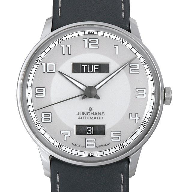 【48回払いまで無金利】ユンハンス マイスター ドライバー デイデイト 027/4720.01 メンズ(006TJUAN0132)【新品】【腕時計】【送料無料】