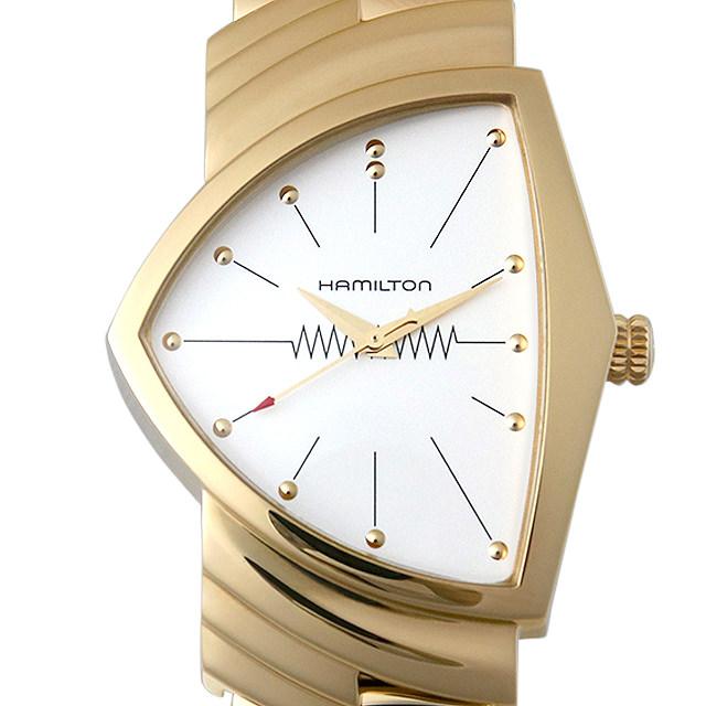 【48回払いまで無金利】ハミルトン ベンチュラ ブレス H24301111 メンズ(006THMAN0132)【新品】【腕時計】【送料無料】