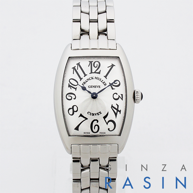 【48回払いまで無金利】SALE フランクミュラー トノーカーベックス 1752QZ OAC レディース(N-1752QZOACSI)【新品】【腕時計】【送料無料】