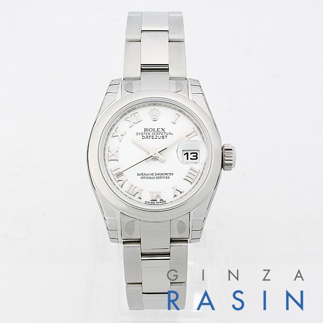 【48回払いまで無金利】SALE ロレックス デイトジャスト 179160 レディース(N-179160WHR)【新品】【腕時計】【送料無料】