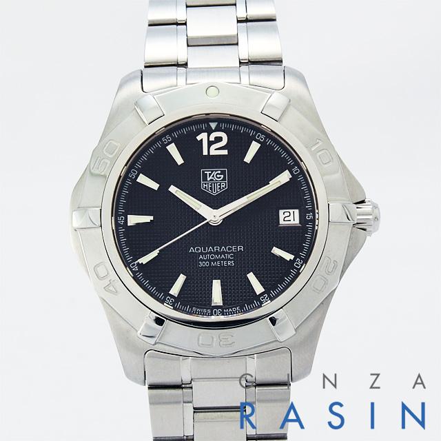 【48回払いまで無金利】タグホイヤー ニューアクアレーサー WAF2110.BA0806 メンズ(N-WAF2110BA080)【新品】【腕時計】【送料無料】