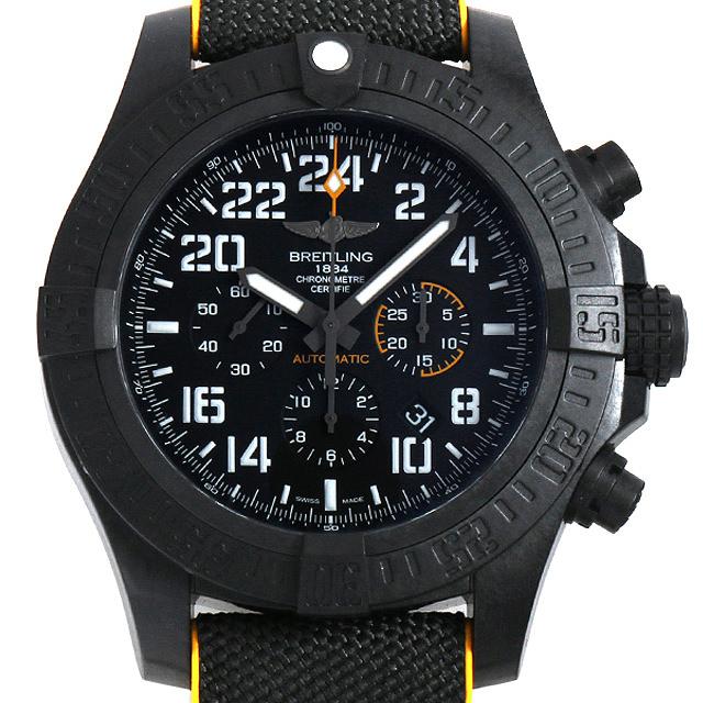 【48回払いまで無金利】ブライトリング アベンジャー ハリケーン X124B89ARV(XB1210E/BE89) メンズ(001HBRAU0065)【中古】【腕時計】【送料無料】