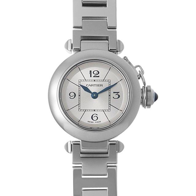 【48回払いまで無金利】カルティエ ミスパシャ W3140007 レディース(001HCAAU0104)【中古】【腕時計】【送料無料】