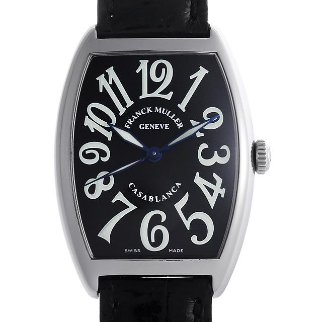 【48回払いまで無金利】フランクミュラー カサブランカ 2852CASA AC メンズ(001HFRAU0083)【中古】【腕時計】【送料無料】