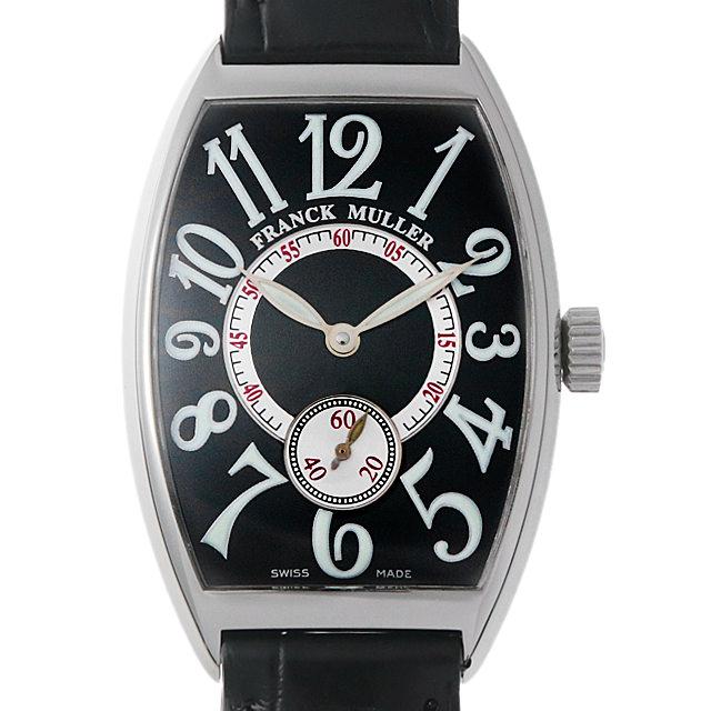 【48回払いまで無金利】フランクミュラー トノーカーベックス 日本限定 2851S6 J AC メンズ(001HFRAU0087)【中古】【腕時計】【送料無料】
