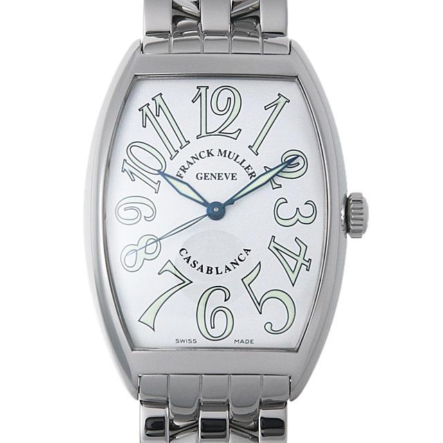 【48回払いまで無金利】フランクミュラー カサブランカ 6850CASA OAC メンズ(001HFRAU0088)【中古】【腕時計】【送料無料】