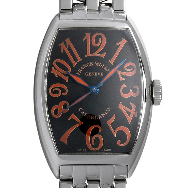 SALE フランクミュラー カサブランカ サハラ 5850H C SHR OAC メンズ(001HFRAU0090)【中古】【腕時計】【送料無料】