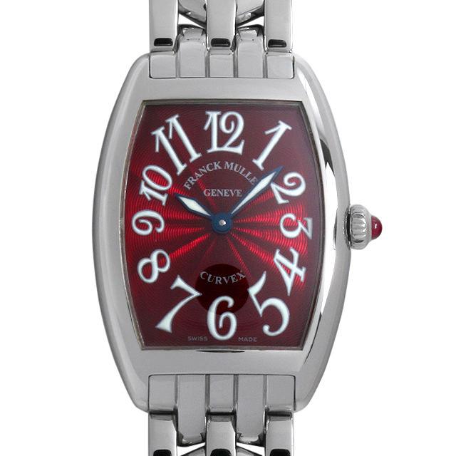 フランクミュラー トノーカーベックス 1752QZ OAC レディース(0063FRAU0015)【中古】【腕時計】【送料無料】