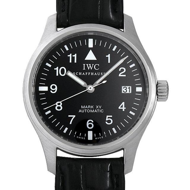 【48回払いまで無金利】IWC マーク15 IW325301(3253-01) メンズ(0063IWAU0014)【中古】【腕時計】【送料無料】