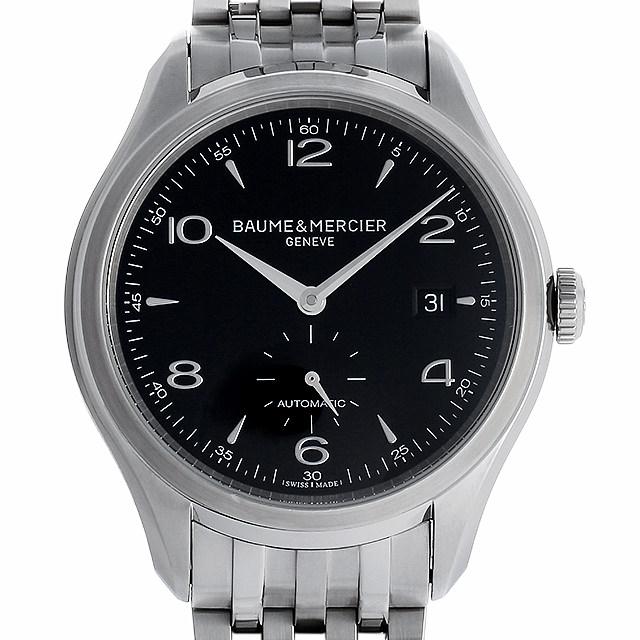 【48回払いまで無金利】ボーム&メルシエ クリフトン MOA10100 メンズ(006XBMAU0004)【中古】【腕時計】【送料無料】