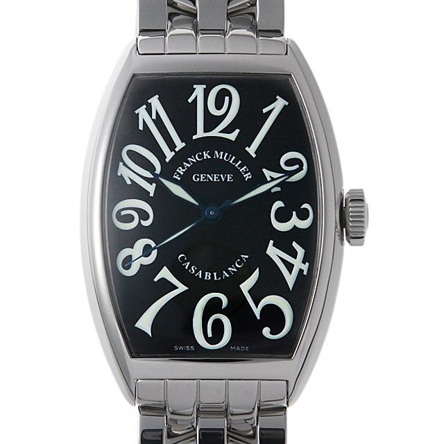 【48回払いまで無金利】フランクミュラー カサブランカ 5850CASA OAC メンズ(006XFRAU0137)【中古】【腕時計】【送料無料】