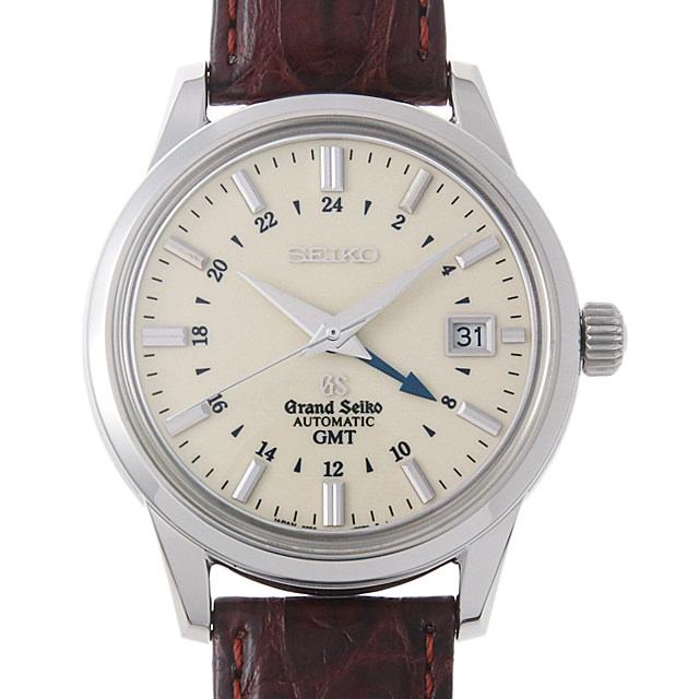 【48回払いまで無金利】グランドセイコー メカニカル GMT SBGM003 メンズ(006XGSAU0021)【中古】【腕時計】【送料無料】