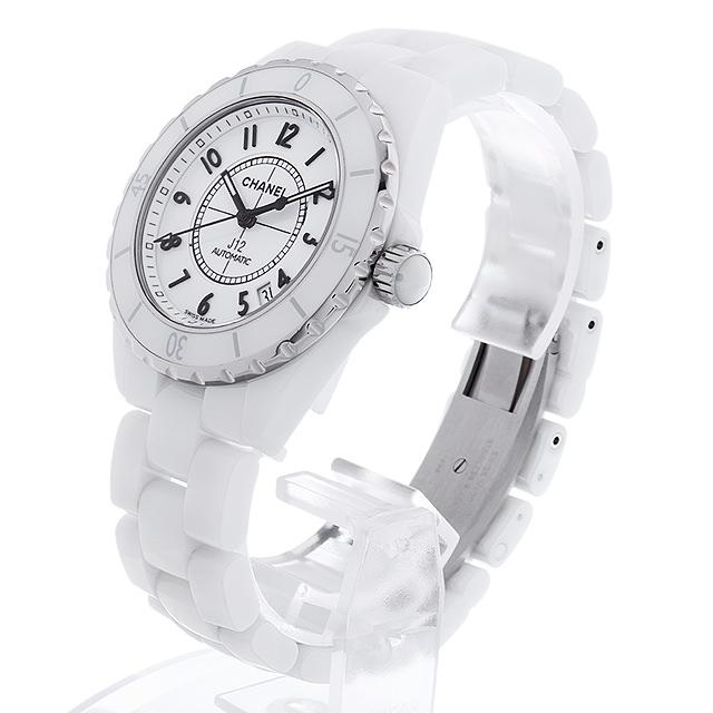 0f3a0fa17cbe 【48回払いまで無金利】シャネル J12 H0970 メンズ(007UCHAU0035)【中古】【腕時計】【送料無料】 白セラミック-メンズ腕時計